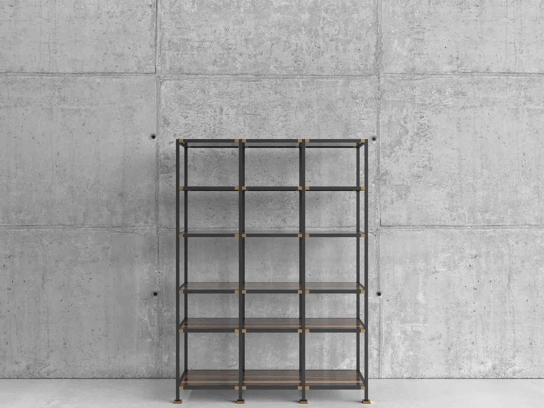 Modular Standing Bookshelf